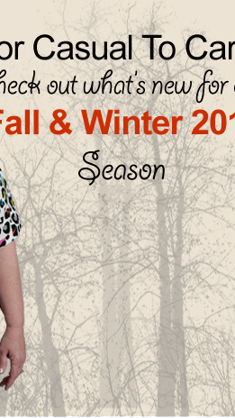 Shop Plus Woman's Fall 2014 Collection