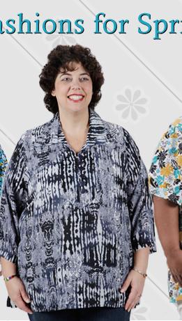 Shop Plus Woman's Spring 2014 Collection